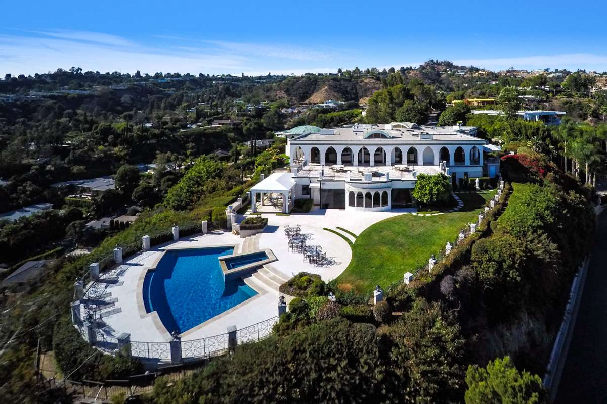Beverly Hills, Calif.: $135M (John Aaroe Group)
