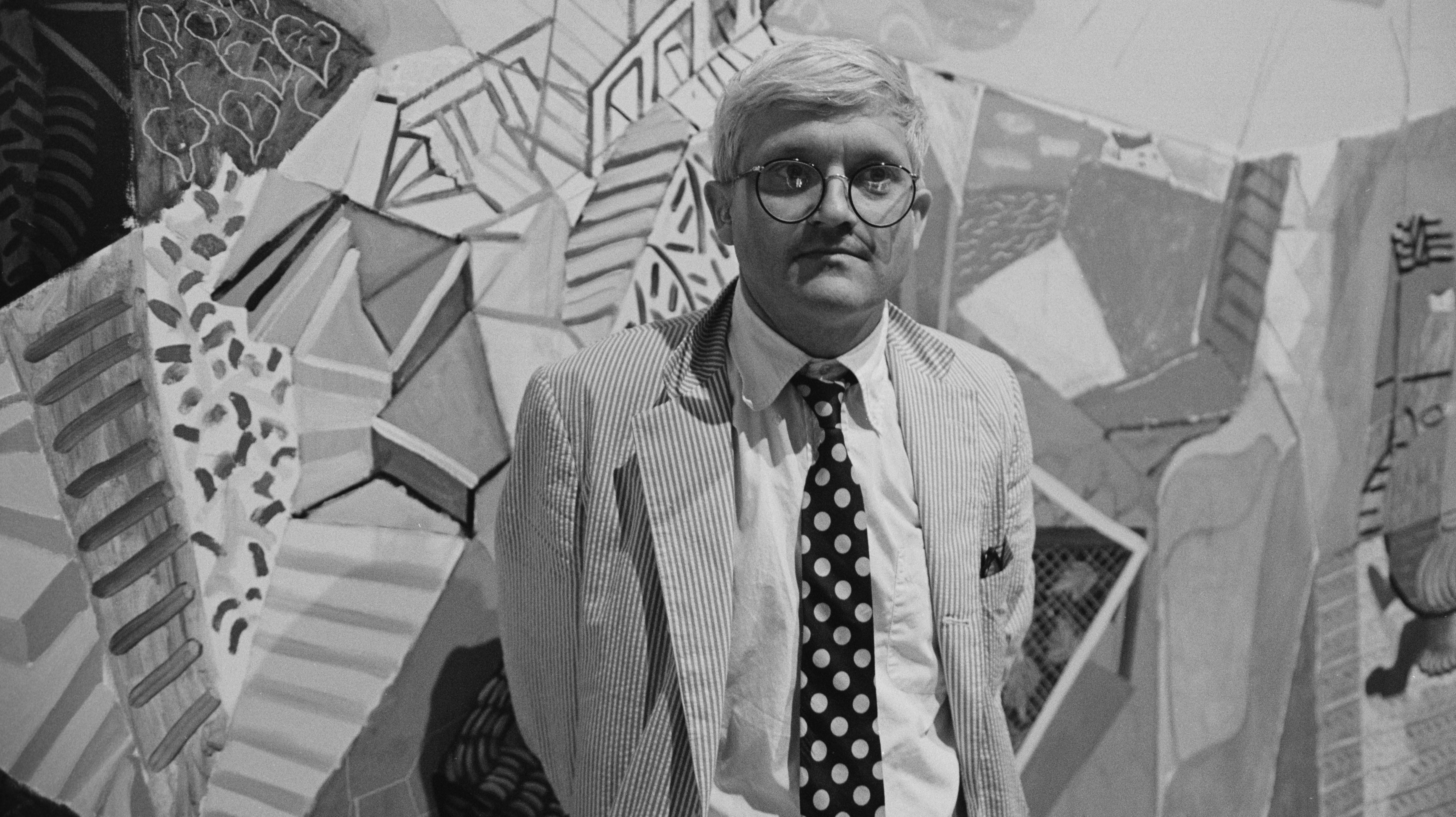 David Hockney Painting of Former Lover Fetches $93 Million, Breaks Record for Living Artist