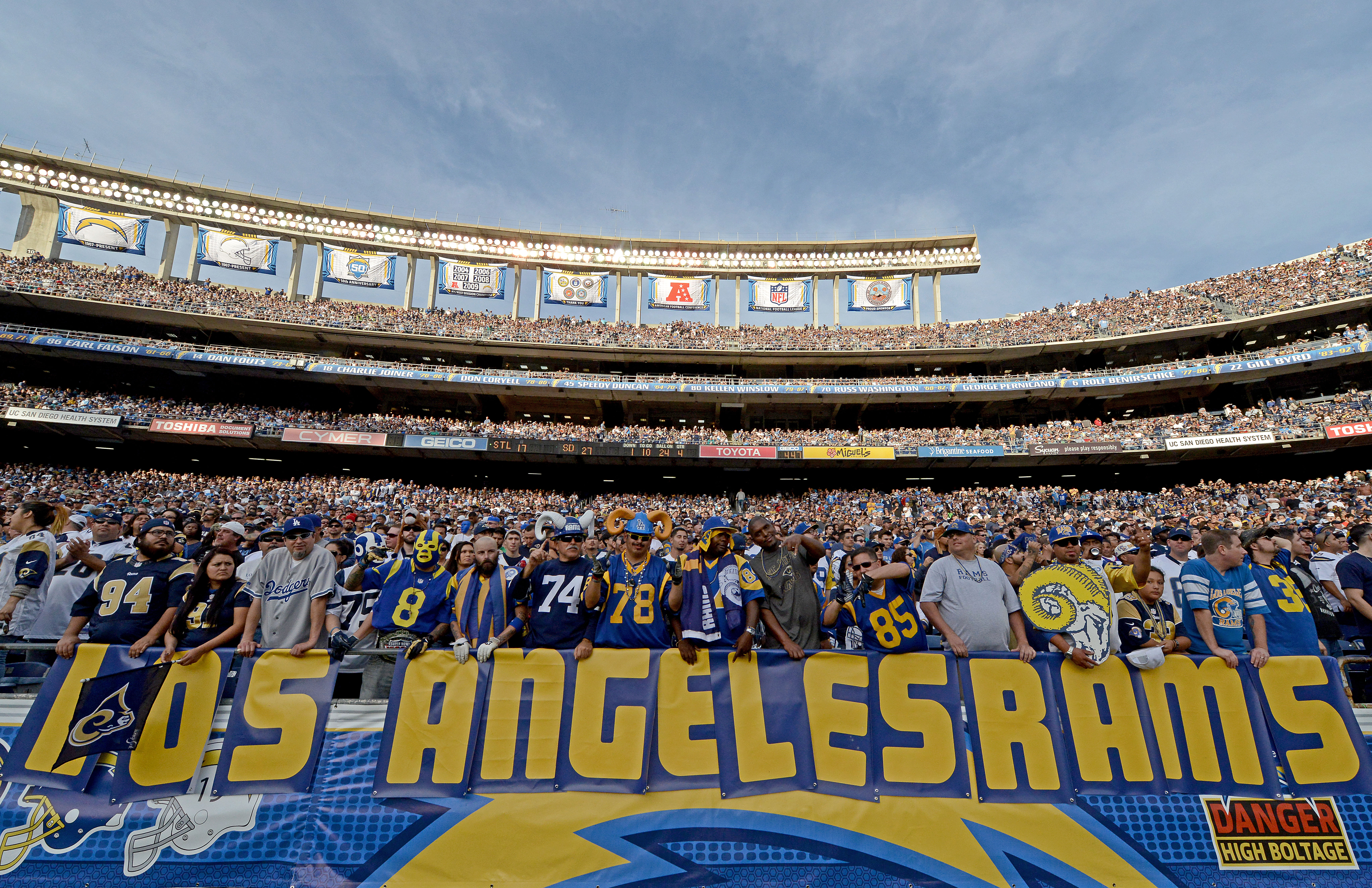 How Los Angeles Got The Rams Back
