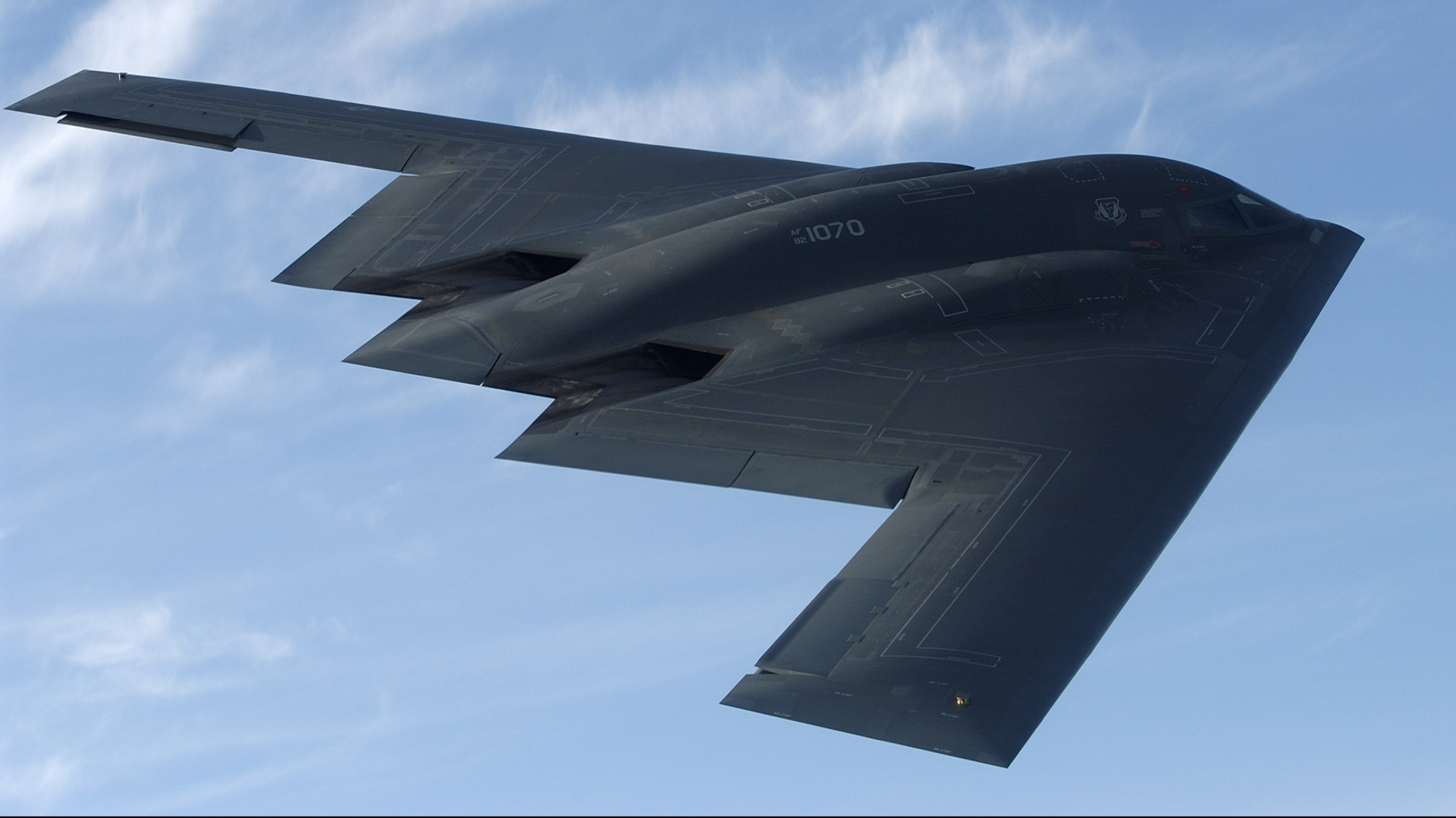 How Does The Stealth Bomber Work