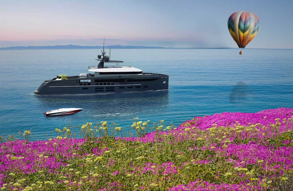 OceaNemo Yacht