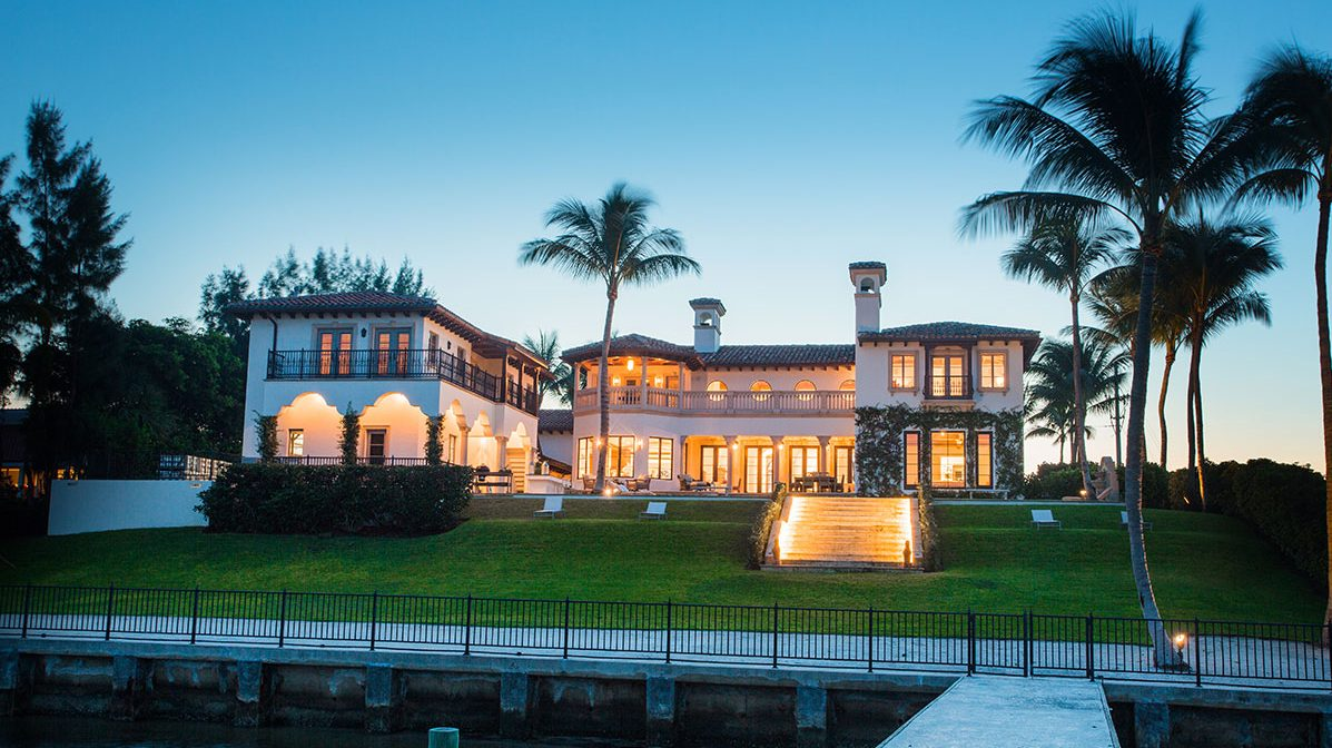 Billy Joel's Sprawling Florida Mansion Hits Market for $27 Million