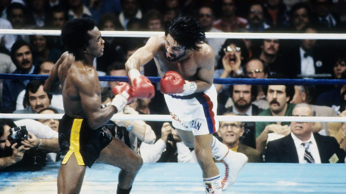 Roberto 'Hands of Stone' Duran Is Literally Twice as Good as Any Boxer Today