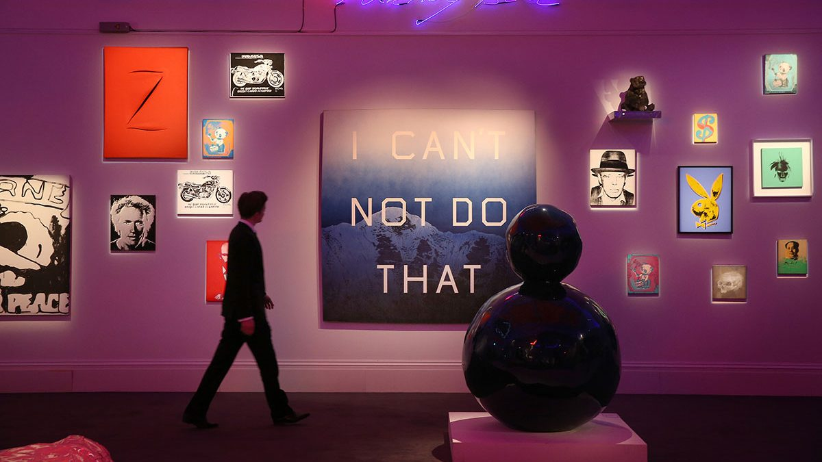 Get to Know the Most Expensive Living American Artists