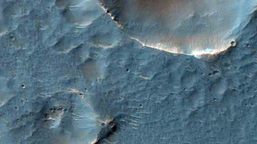 NASA Releases One Thousand Color Photos of Mars