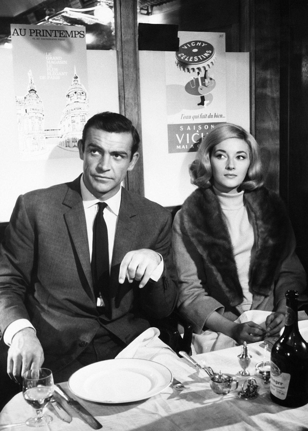 Celebrating Sean Connery's Film Career