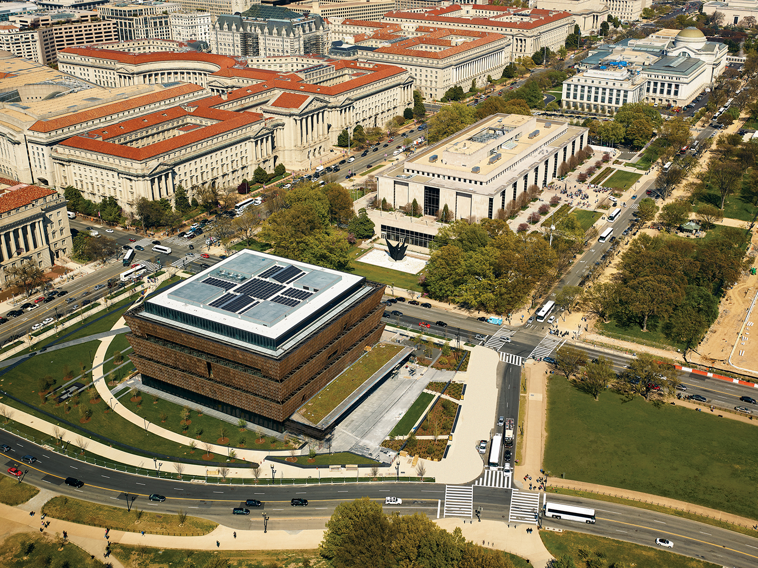 Smithsonian Institution, National Museum of African American History and Culture Architectural Photrography (Alan Karchmer/NMAAHC)