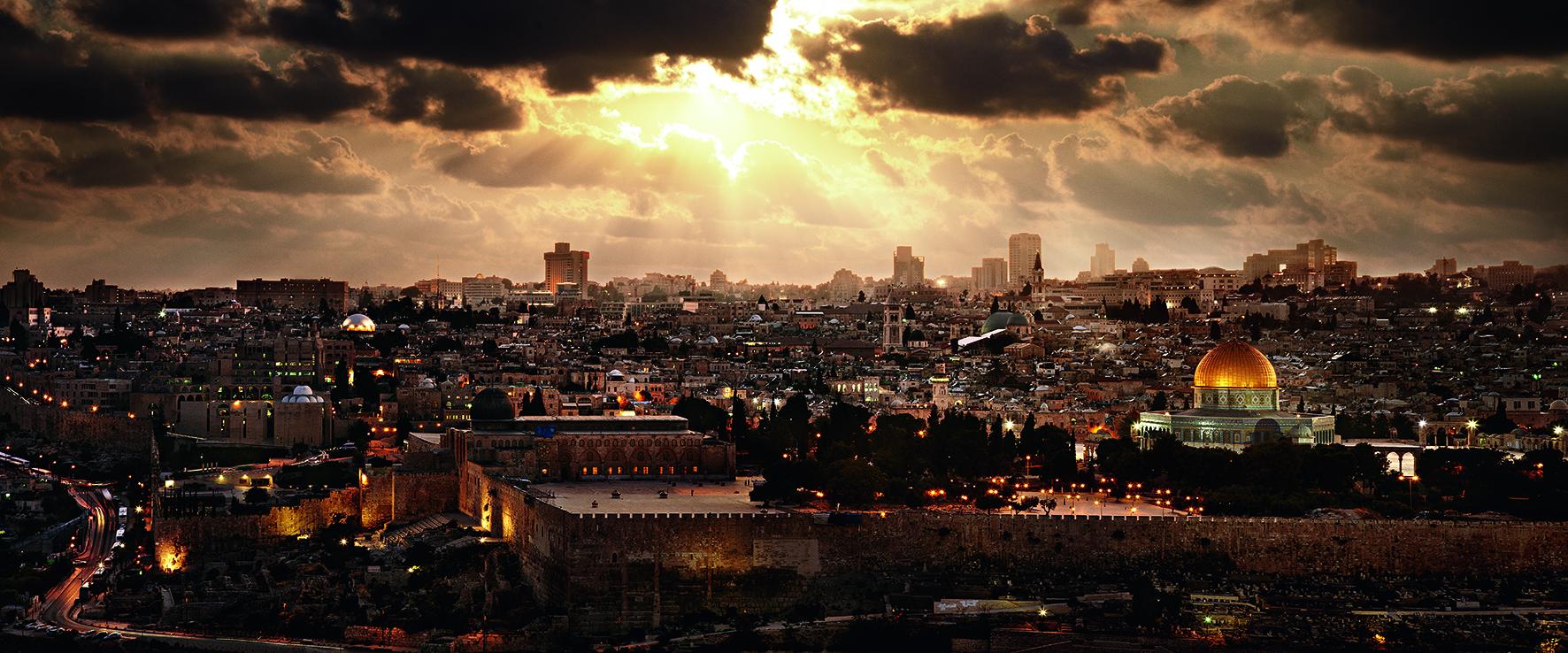 """Jerusalem"" (David Drebin/teNeues)"