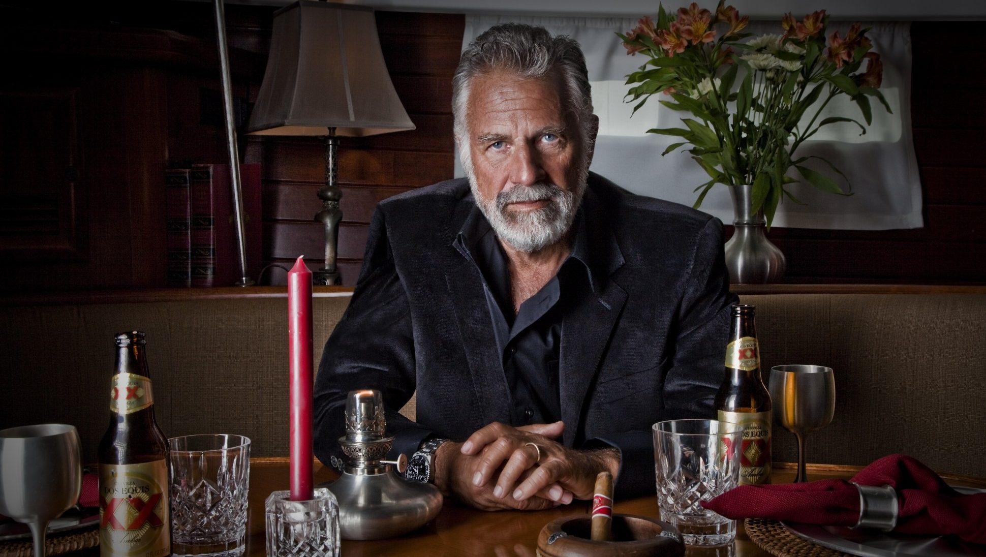 why dos equis replaced the most interesting man in the world