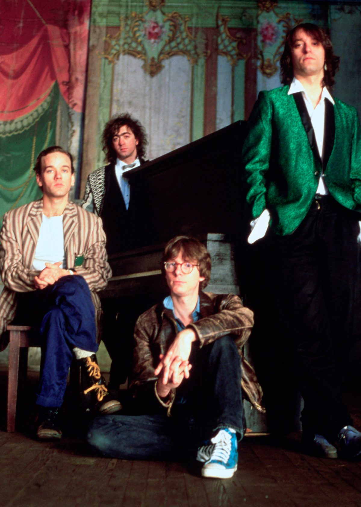 R M Richards Misses Estelle S Dressy Dresses In: R.E.M.'s 'Out Of Time' Gets Deluxe 25th Anniversary Reissue