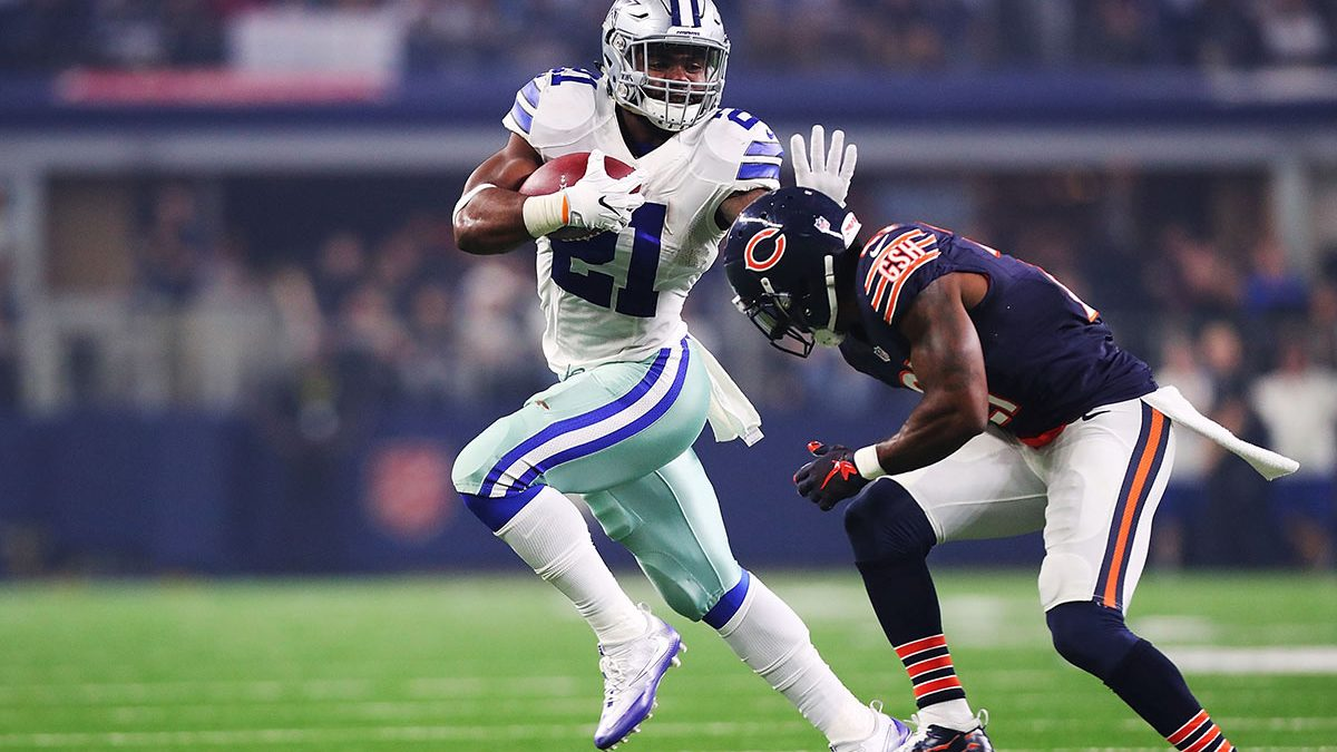 Chicago Bears Dallas Cowboys Game