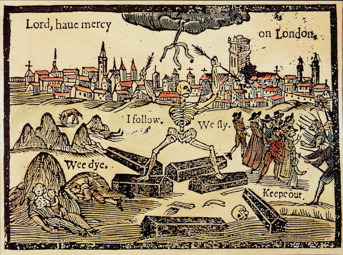 the plague catastrophe in europe in the middle ages The black plague essay sample pages: in the middle ages, western europe was a great deal of what we understand about the ultimate medical catastrophe ever.