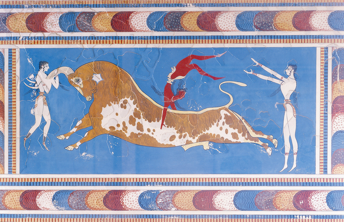 greek mythology and b knossos c Knossos, the biggest minoan palace palace of knossos, north entrance myths and mythology about knossos in greek mythology minos was the first king of.