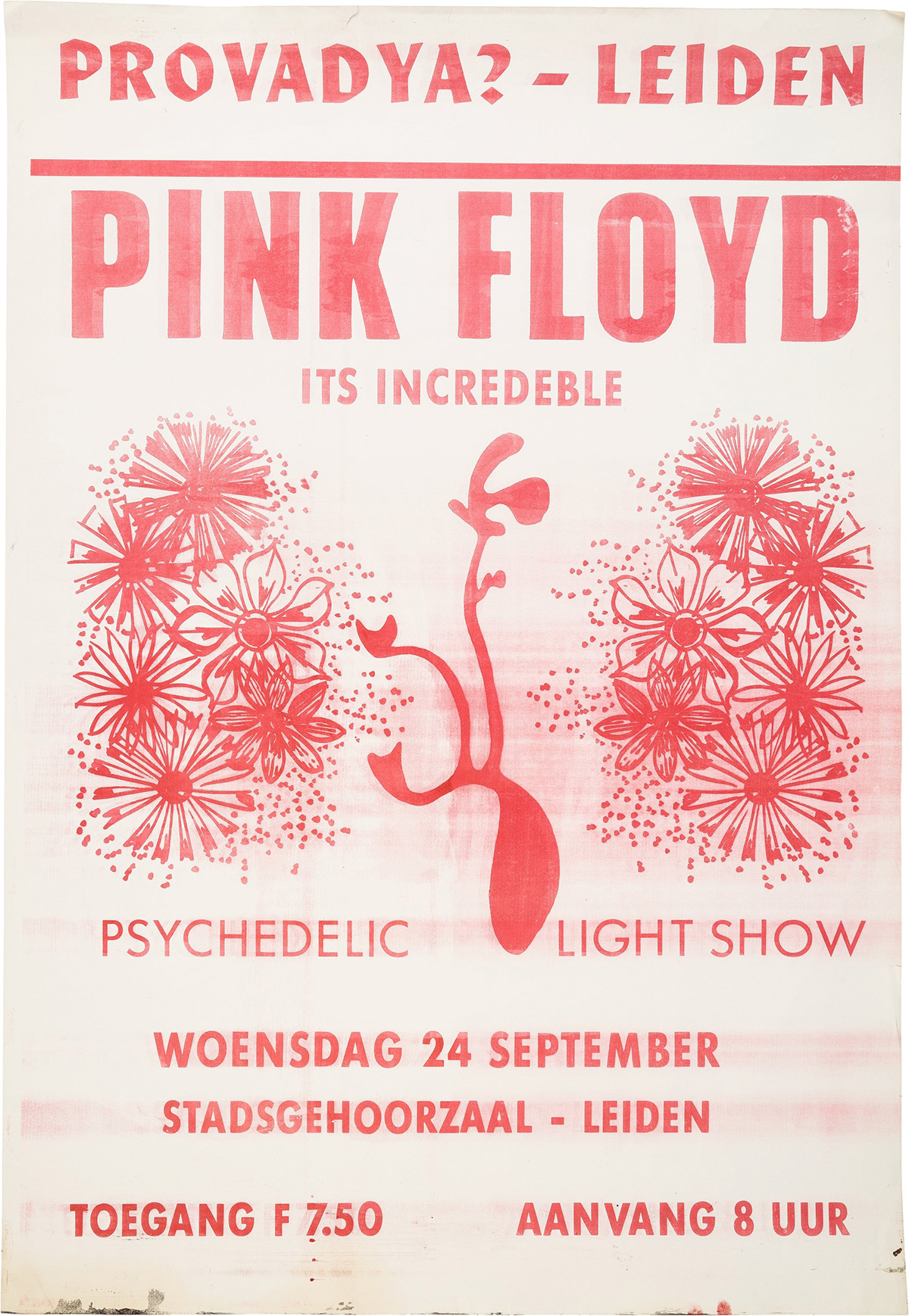 Heritage Auctions Concert Posters