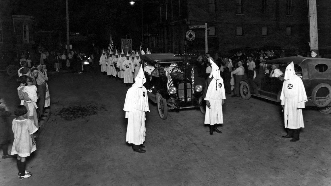 "Alabama Newspaper Declares ""Time for KKK to Night Ride Again"""