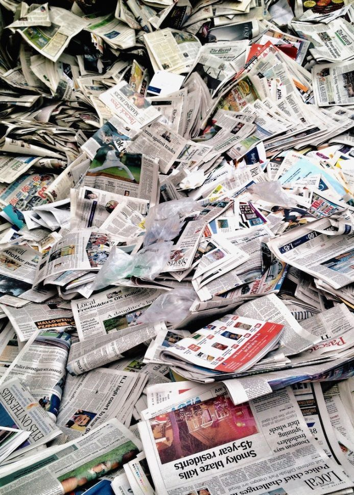 How the Newspaper Business Got the Internet So Wrong