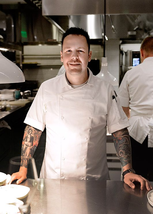 Aaron Silverman: From Accounting Intern to Michelin-Starred Chef