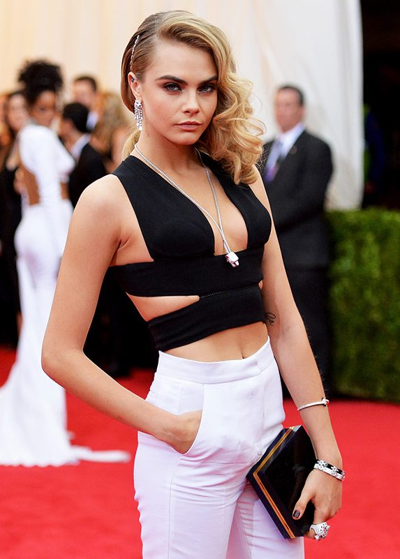 Discover Model/Actress Cara Delevingne From 'Suicide Squad'