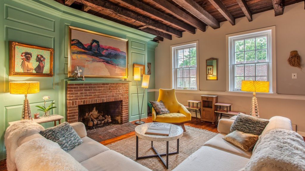 Buy the Philadelphia Home Unlocked By Ben Franklin's Kite Key