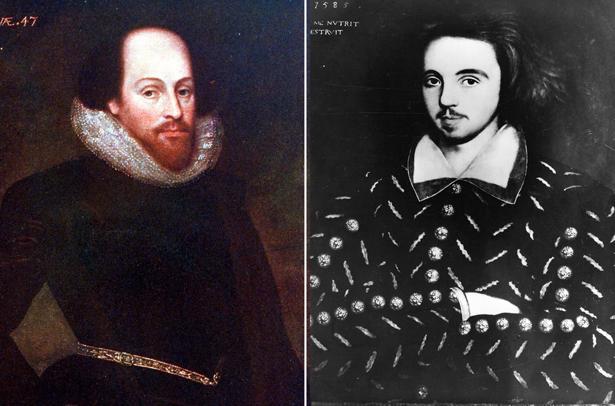 Compare/Contrast Shakespeare and Marlowe Essay Sample