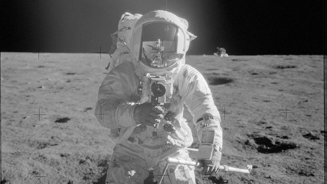 New Photography Book Features Astronauts' Photos of the Moon
