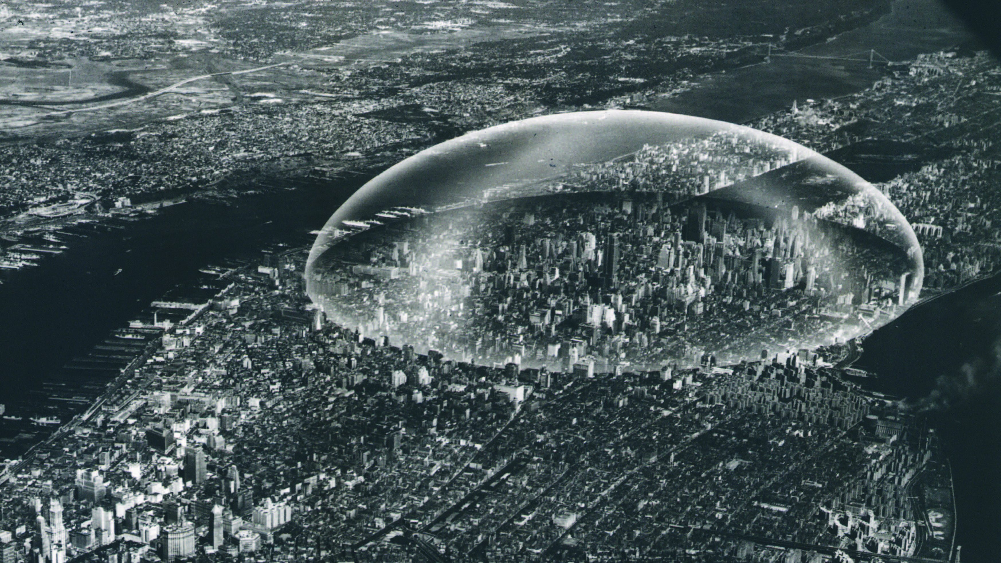 A Look At The New York City That Might Ve Been Through Its