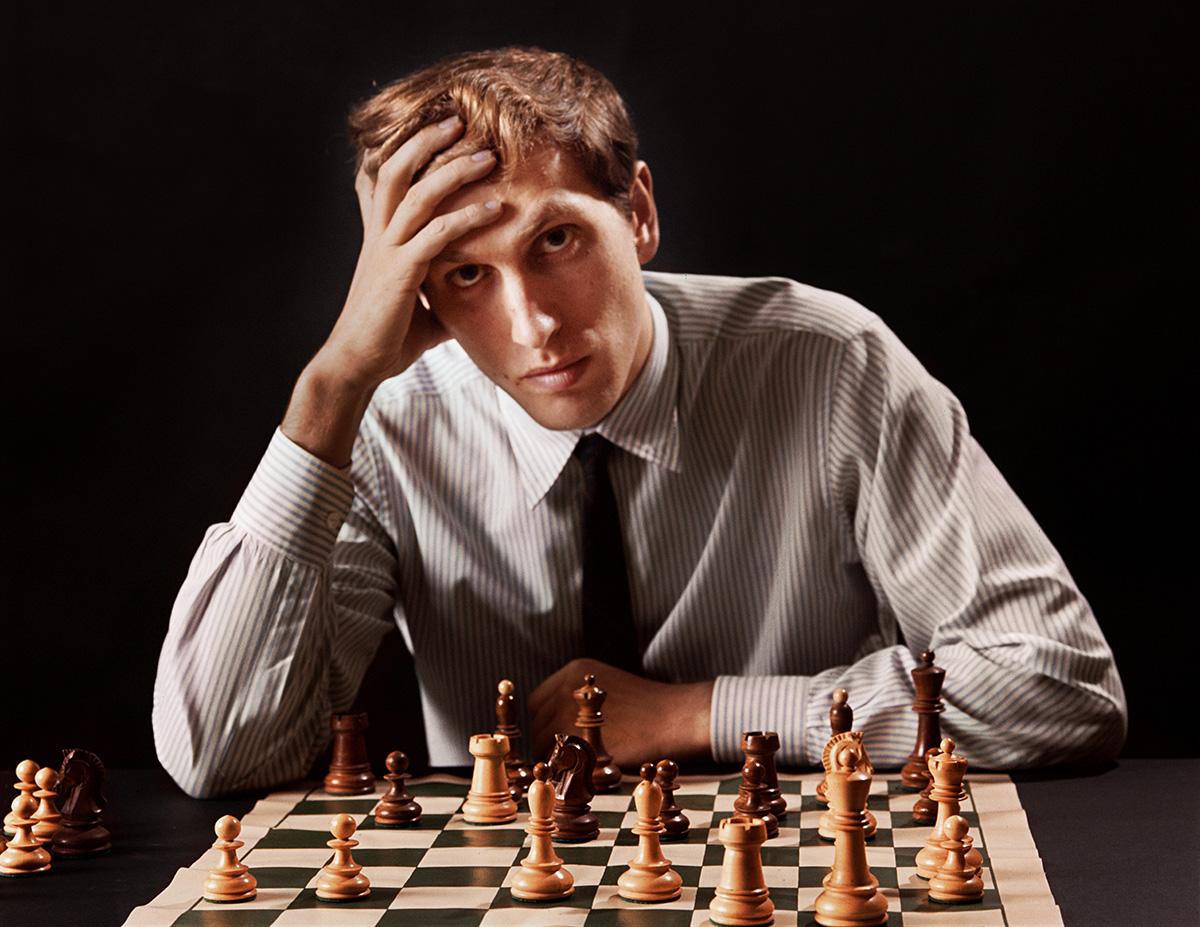 Bobby Fischer Spassky