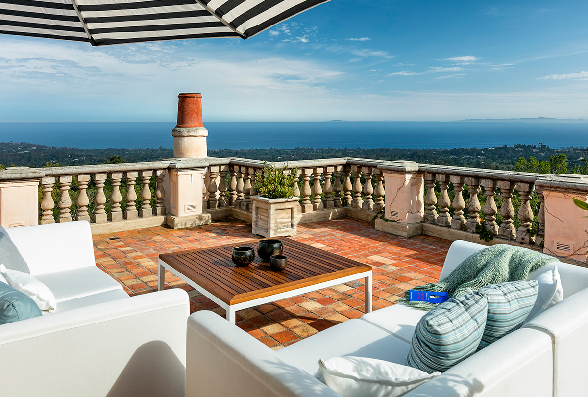 Jeff Bridges' Montecito California Estate Listed $29.5 Million