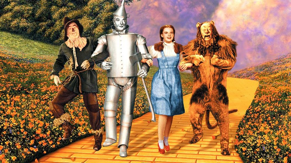 Image result for wizard of oz ruby slippers to back on display