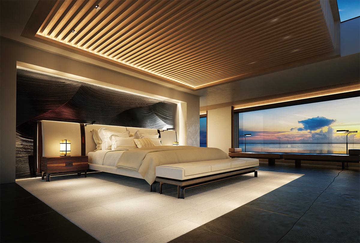 Zen superyacht concept is a hybrid luxury beach house and loft for Beach house design concept