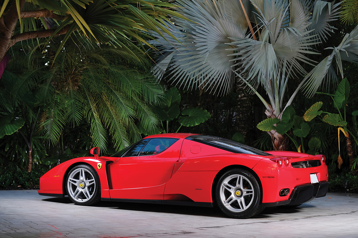 Tommy Hilfiger's 2003 Enzo Ferrari