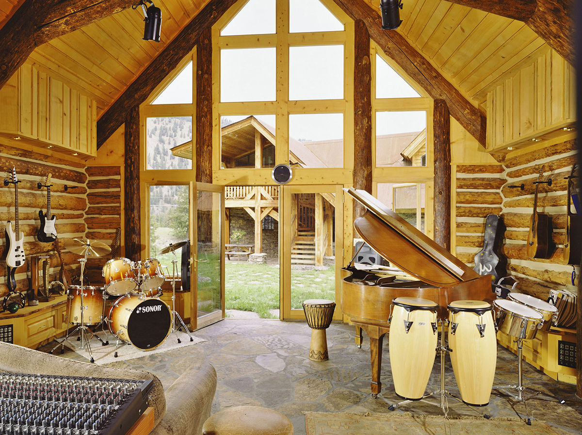 Music Legend Carole King's Ranch
