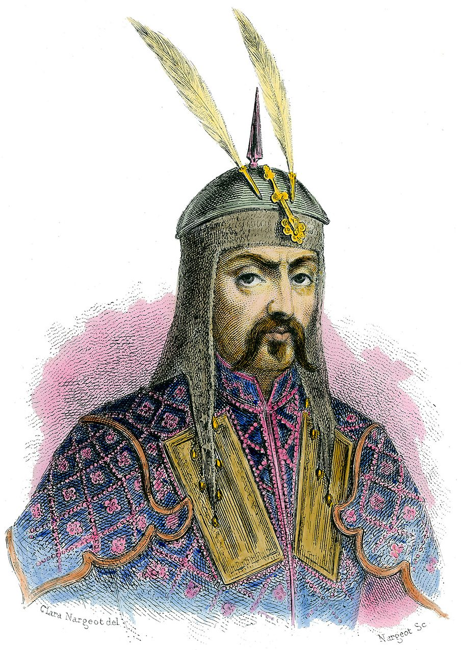 86-Year-Old Alan Nichols' Quest to Find Genghis Khan's Tomb
