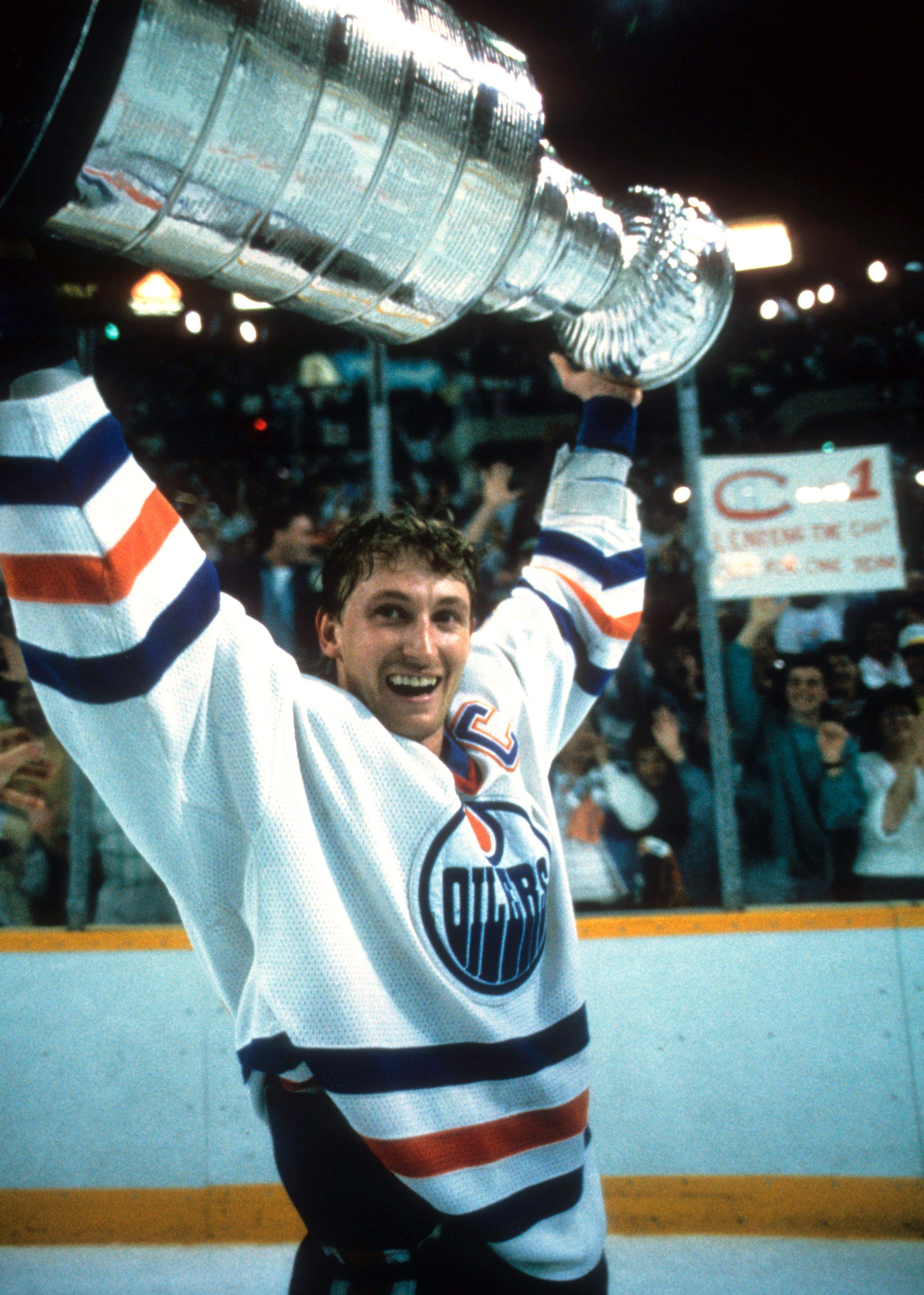Wayne Gretzky S Truly Weird Pregame Diet