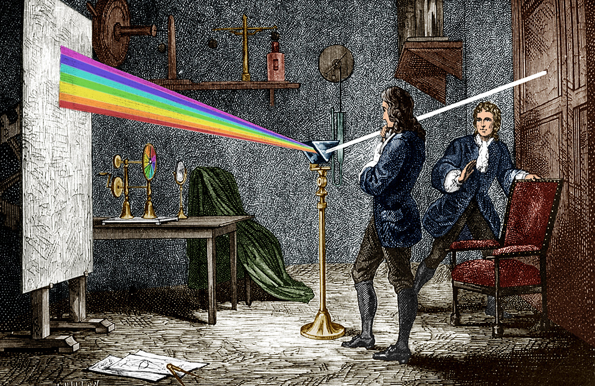 the life experiments and inventions of sir isaac newton a physicist and mathematician