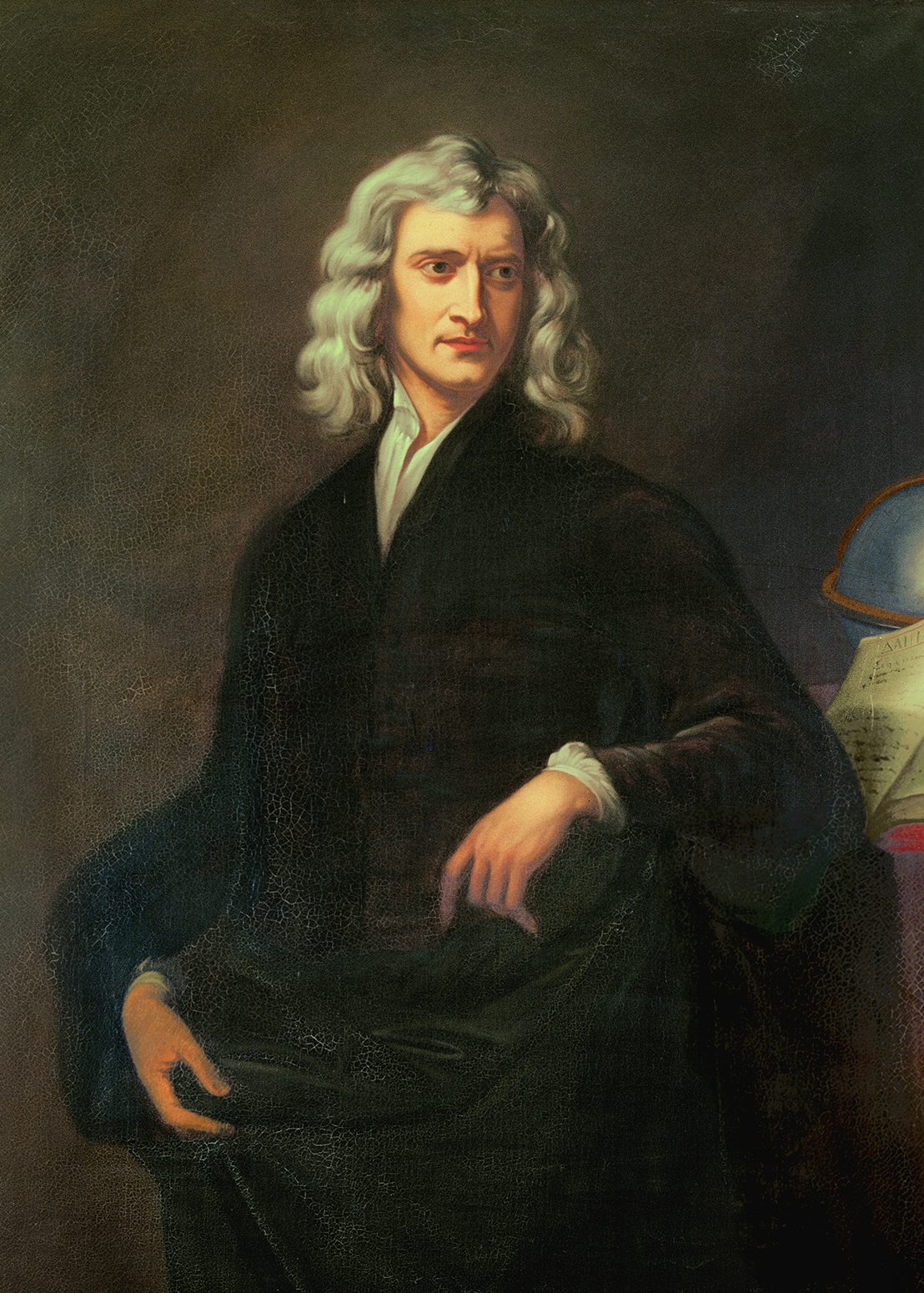 a biography of isaac newton the english physicist and mathematician Isaac newton is considered one of the greatest scientists and physicists who ever lived newton invented a new kind of mathematics called calculus, discovered how.