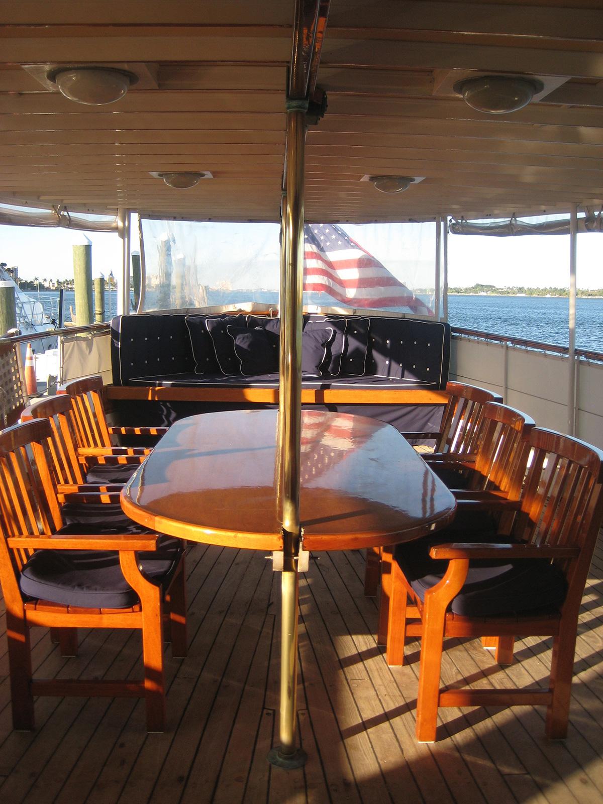 Mariner III Vintage Superyacht