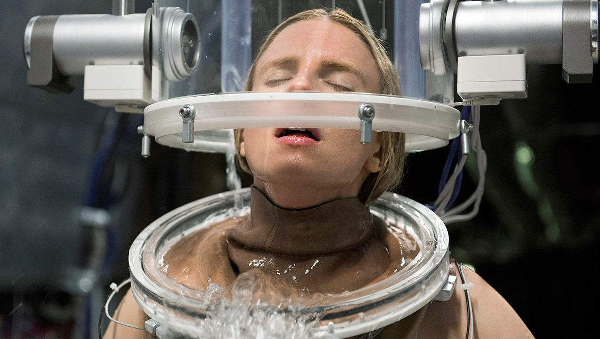 "Brit Marling stars as ""Prairie Johnson"" in 'The OA' (JoJo Whilden/Netflix)"