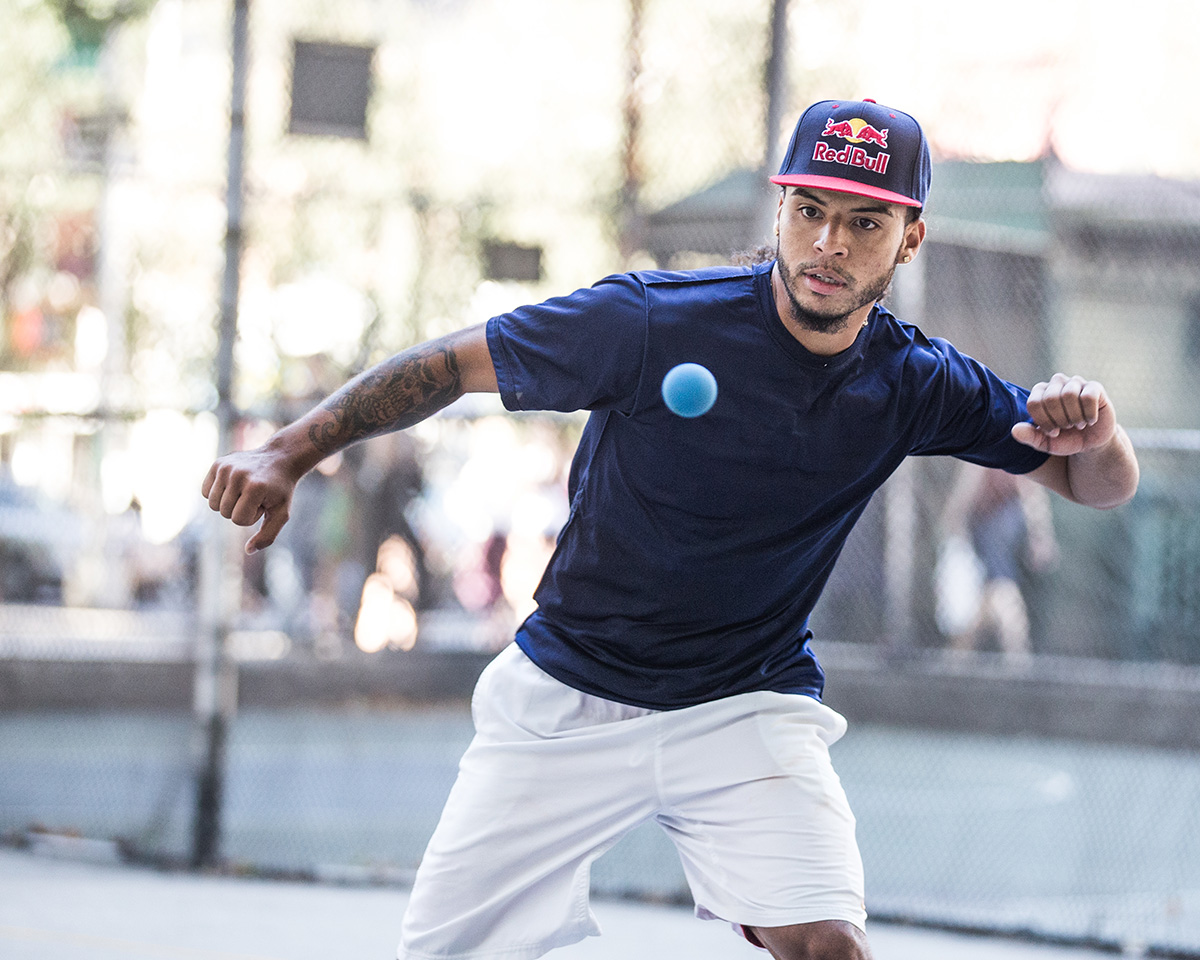 Timbo Gonzalez, a Professional Urban Handball Player