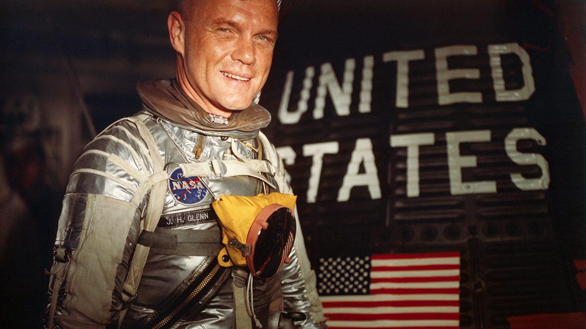 Former Astronaut and U.S. Senator John Glenn Dies at 95