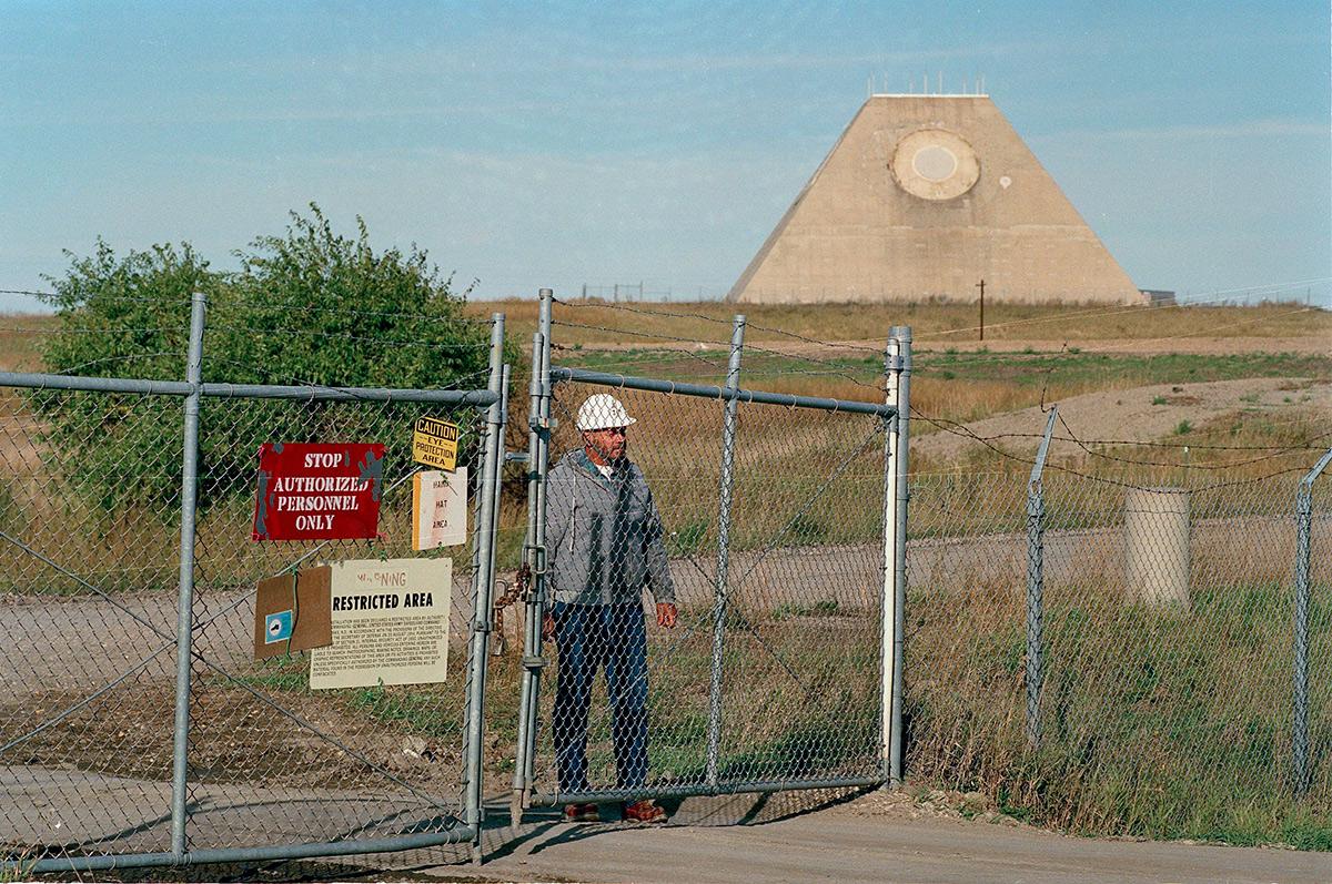Pyramid on the Prairie