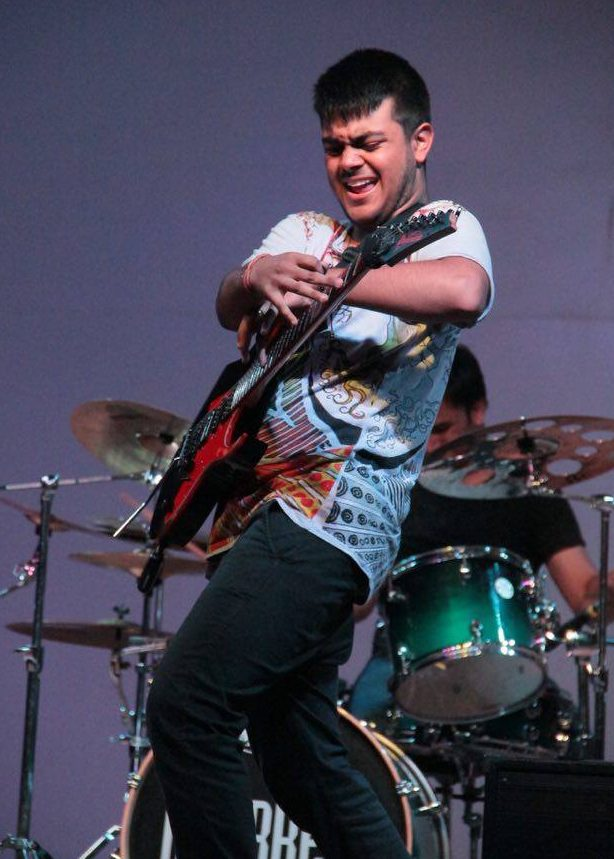 A Nepalese Teen Named Nirvana Is the World's Fastest Guitar Player
