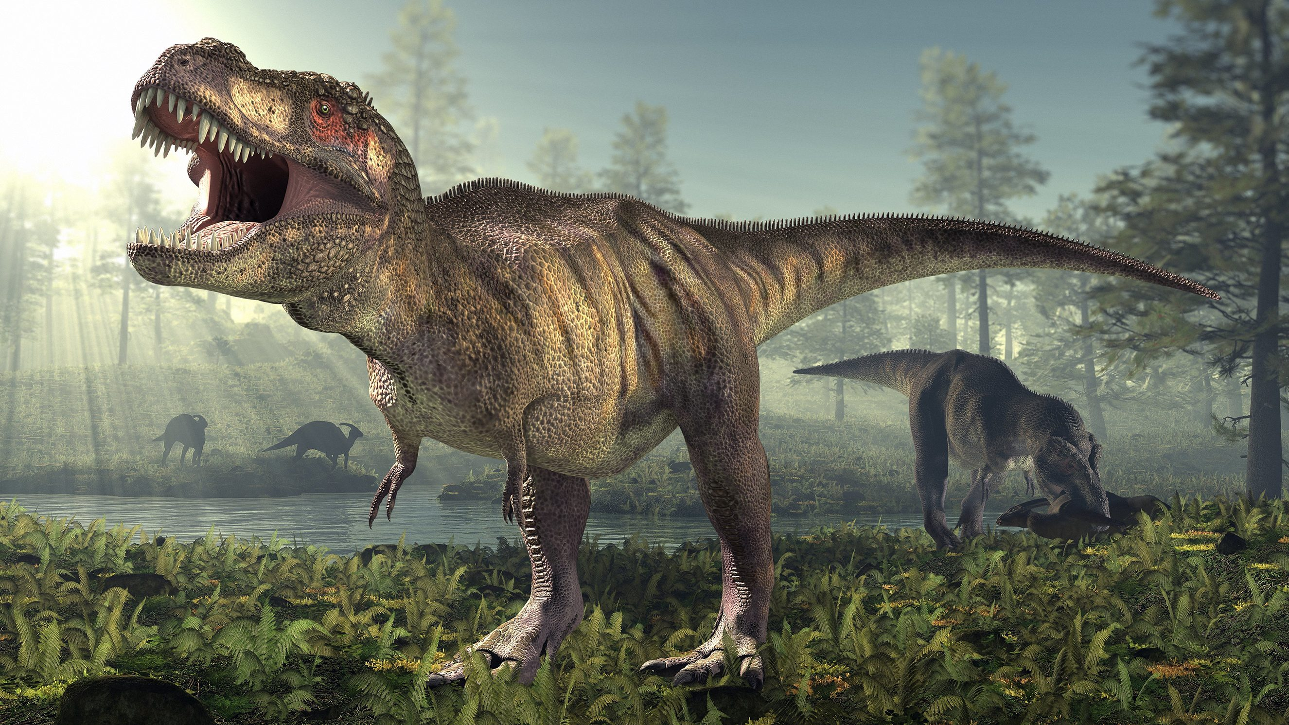 Study: Dinosaurs Were to Blame for Their Own Extinction