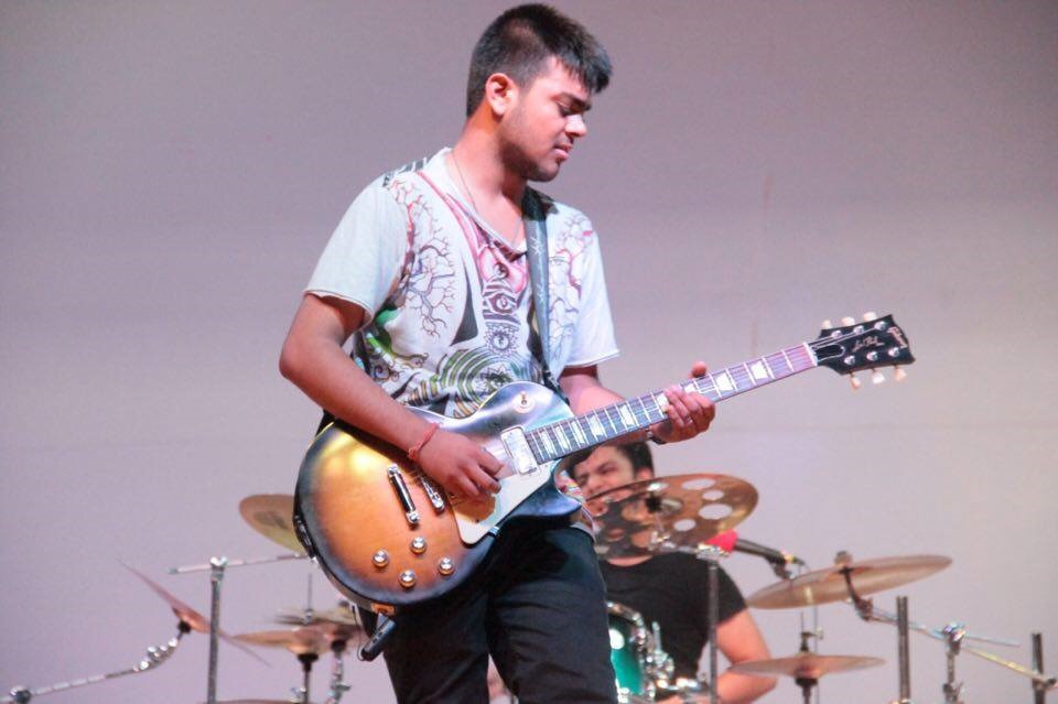 Nepalese Kid Named Nirvana Is the Fastest Guitar Player in the World