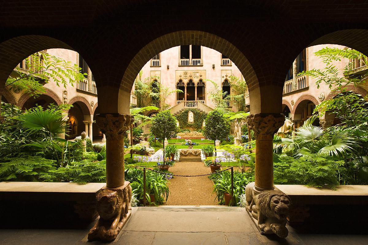 Isabella Stewart Gardner Museum (Getty Images)