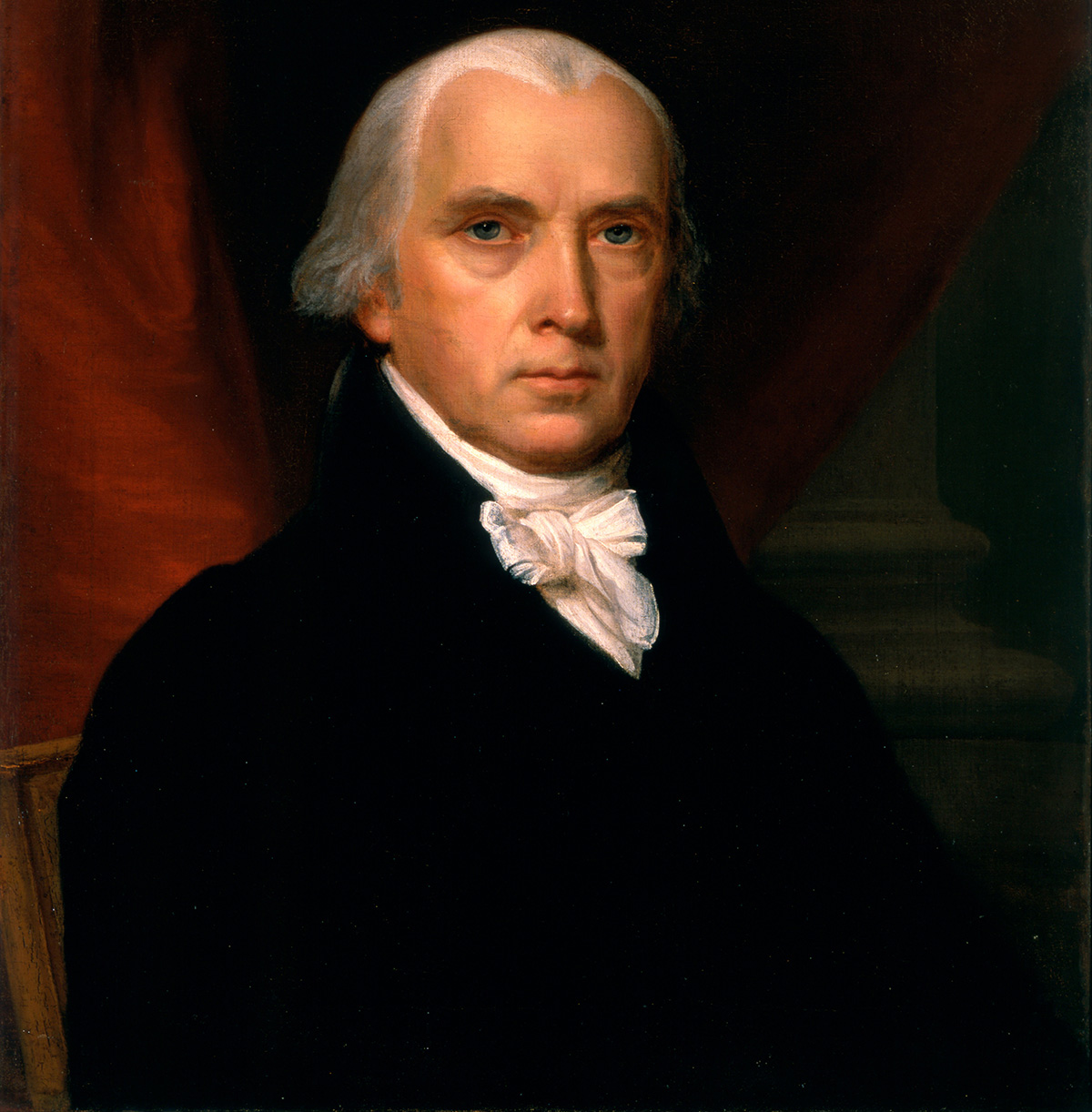 Solving a Mystery of the Federalist Papers