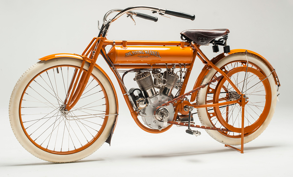 Reasons to Go to Bonhams' Las Vegas Motorcycle Auction