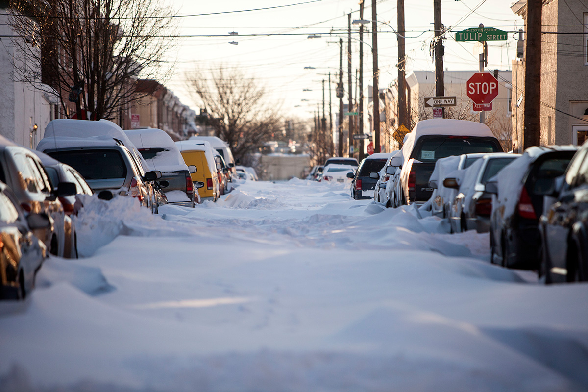 10 Winter Hacks for Your Car