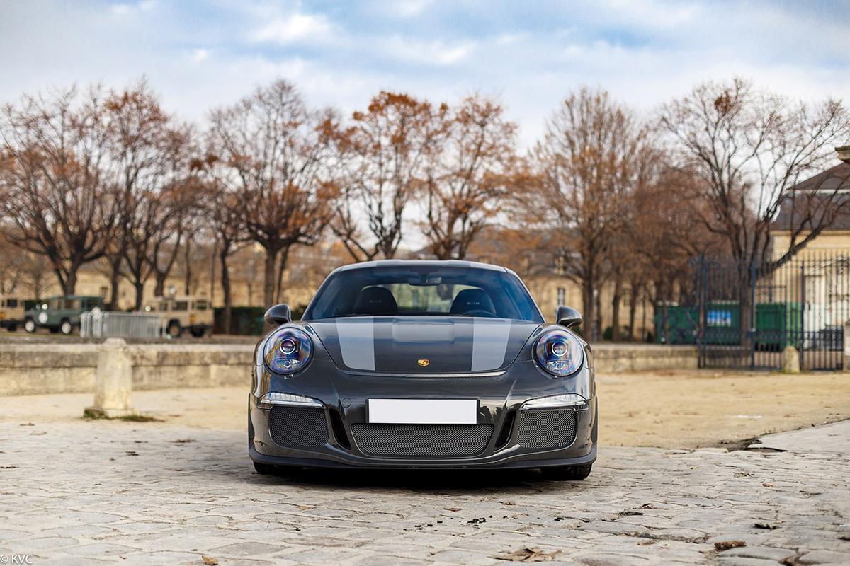 Steve McQueen Porsche Edition