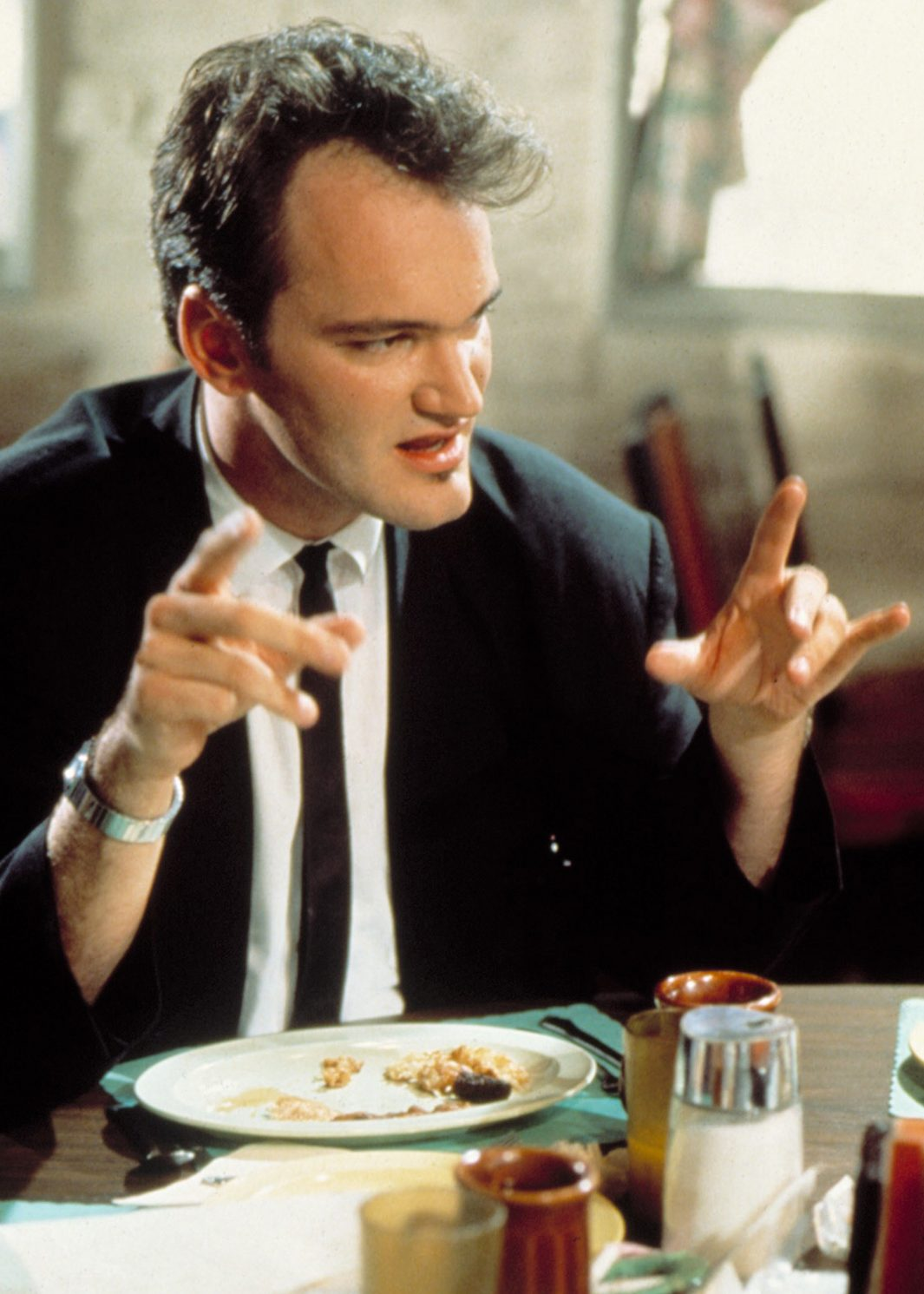 Uma Thurman Pulp Fiction >> Quentin Tarantino Explains How All of His Movies Are Connected